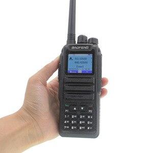 Image 5 - Новинка, Двухрежимная аналоговая и цифровая рация launch DMR Baofeng, стандартная Двухдиапазонная рация, 1 + 2 слота времени DM1701, Любительское двухдиапазонное радио
