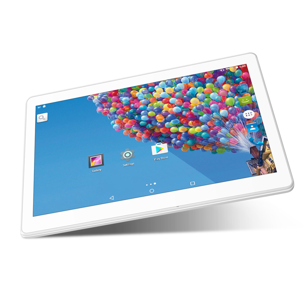 Yuntab K17 10,1-Zoll-3G-Tablet Quad-Core-Android5.1-Touchscreen1280 * - Tablet PC - Foto 3