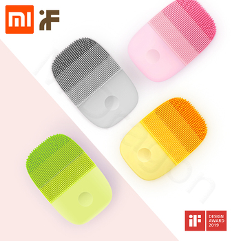 Xiaomi inFace Small Cleansing Instrument Deep Cleanse Sonic Beauty Facial Instrument Cleansing Face Skin Care Massager Туалет