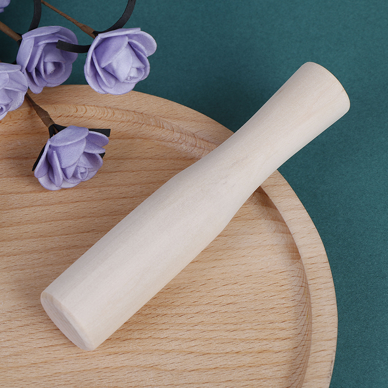 Garlic Wood Grinding Rod For Only Organic Kitchen Accessories/' JC.JCDD