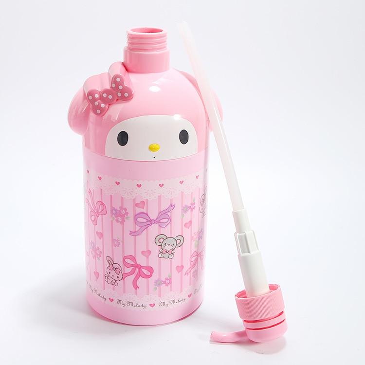 40% Melody Hello Kitty Plastic Ornaments Decorative Children Toys Mesmerizing Decorative Plastic Bottles For Shower
