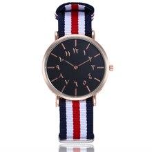 Arabiska nummer kvinnor kvarts klockor mode casual dam klocka romantiska kvinnor klassiska armbandsur klockor kvinnor reloj mujer