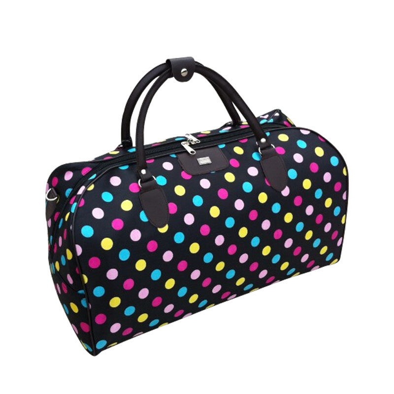 Travel Bags Large Capacity Waterproof Fashion Duffle Bag Vintage Handbags Travel Bag Women Shoulder Bag