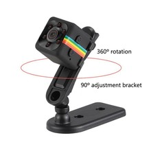 SQ11 Mini Camera HD 1080P Night Vision Camcorder Car DVR Infrared Video Recorder Sport Digital Camera Support TF Card DV Camera 3 0in lcd touch screen handy camcorder 1080p 24mp digital video camera camcorder recorder infrared night vision video camera