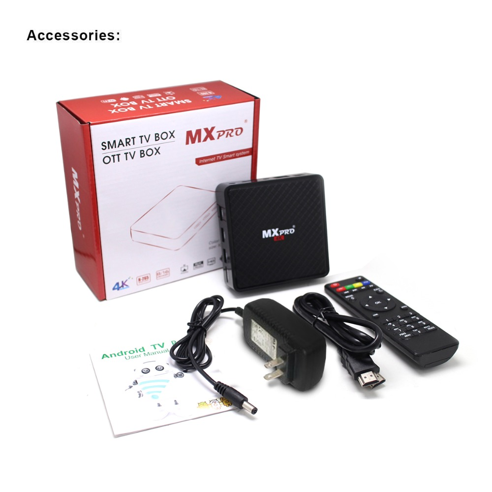 Image 5 - Vmade Andorid 7.0 Allwinner H3 Quad Core UHD 4K H.265 Mini TV Box 1g/8g Support WIFI Netflix IPTV Smart Media Player Set Top Box-in Set-top Boxes from Consumer Electronics