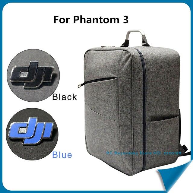 Phantom 3 Пакета(ов) Рюкзак Плеча Carry Case Коробка Пены Hangpack для DJI Phantom 3 Стандартный Расширенный Профессиональный Беспилотный Quadcopter