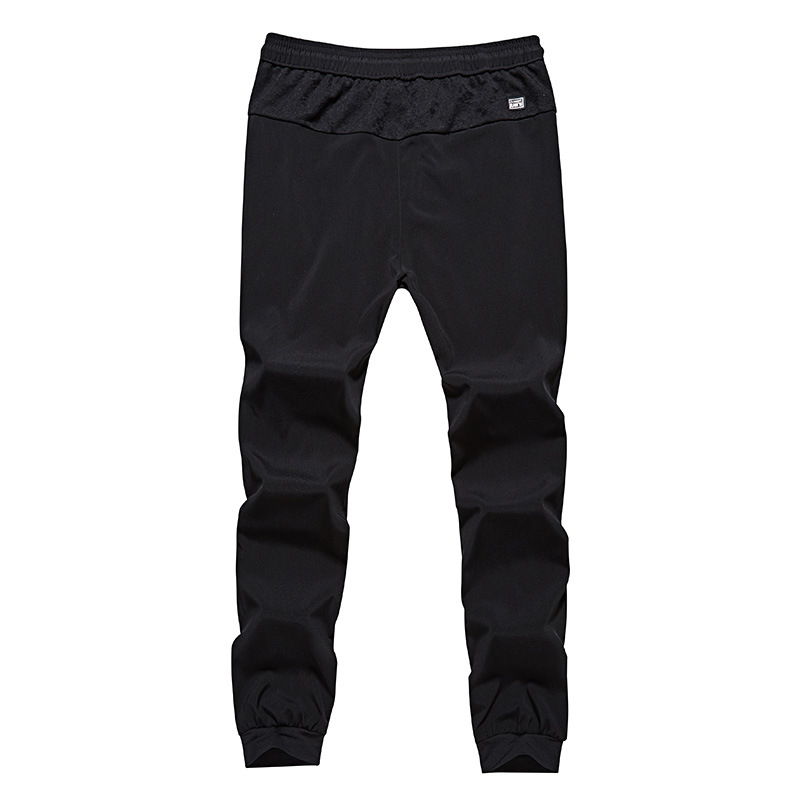 Streetwear Baggy Sprotting Uzun Pantolon Erkekler İlkbahar Yaz erkek - Erkek Giyim - Fotoğraf 4
