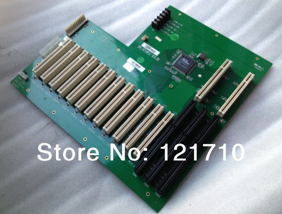 Industrial equipments board IPC-6114P12 VER B1 PCI*12 ISA*3
