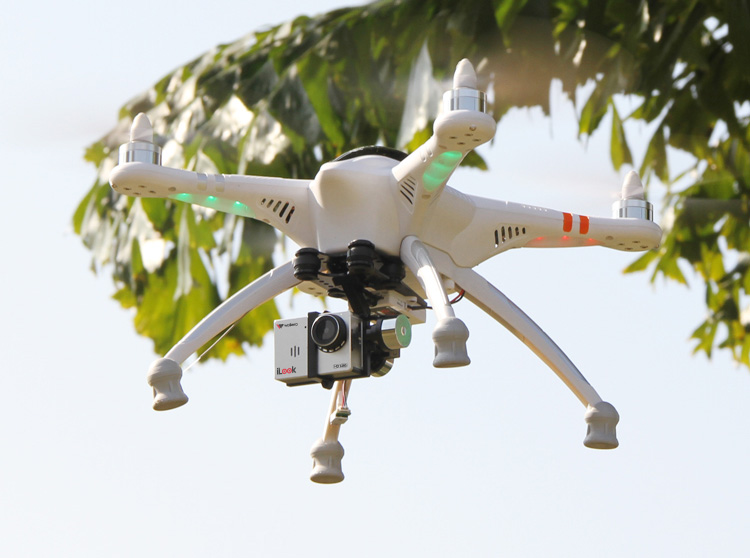 Quadcopter Drone-Professional Aerial Photography-Brushless Motor