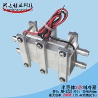 Electronic Refrigerator XD 2232 Small DIY Semiconductor Refrigeration Kit 12V Chiller
