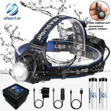 shustar CREE XML T6 headlights headlamp Zoom waterproof 18650 rechargeable battery Led Head Lamp Bicycle Camping Hiking Light shustar cree xml t6 headlights headlamp zoom waterproof 18650 rechargeable battery led head lamp bicycle camping hiking light