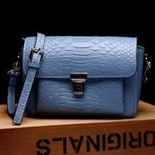 Fashion Flag Bag Bohimian Saddle Tessel Bag Ladies Genuine Leather Messenger Bag Lady's Shoulder Bag European&American style
