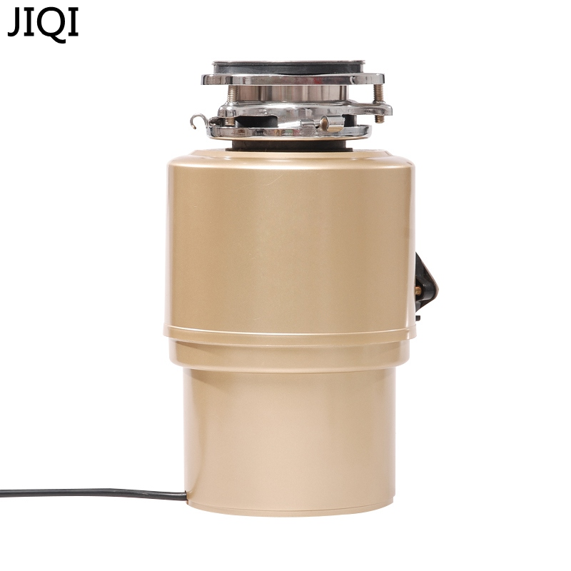 JIQI Electric Food waste Disposers 560W Kitchen waste household kitchen food waste disposer garbage disposal mill air switch anaerobic digestion in kitchen waste management to produce biogas