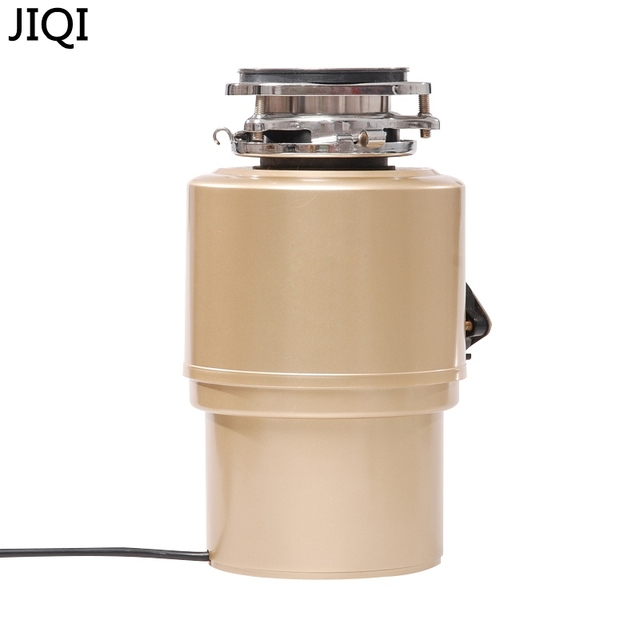 Kitchen Waste Disposal Acrylic Sinks Jiqi Electric Food Disposers 560w Household Disposer Garbage Mill Air Switch