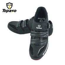 Hombre ブランドロードバイクサイクリング靴スニーカー男性 Topaso Zapatillas