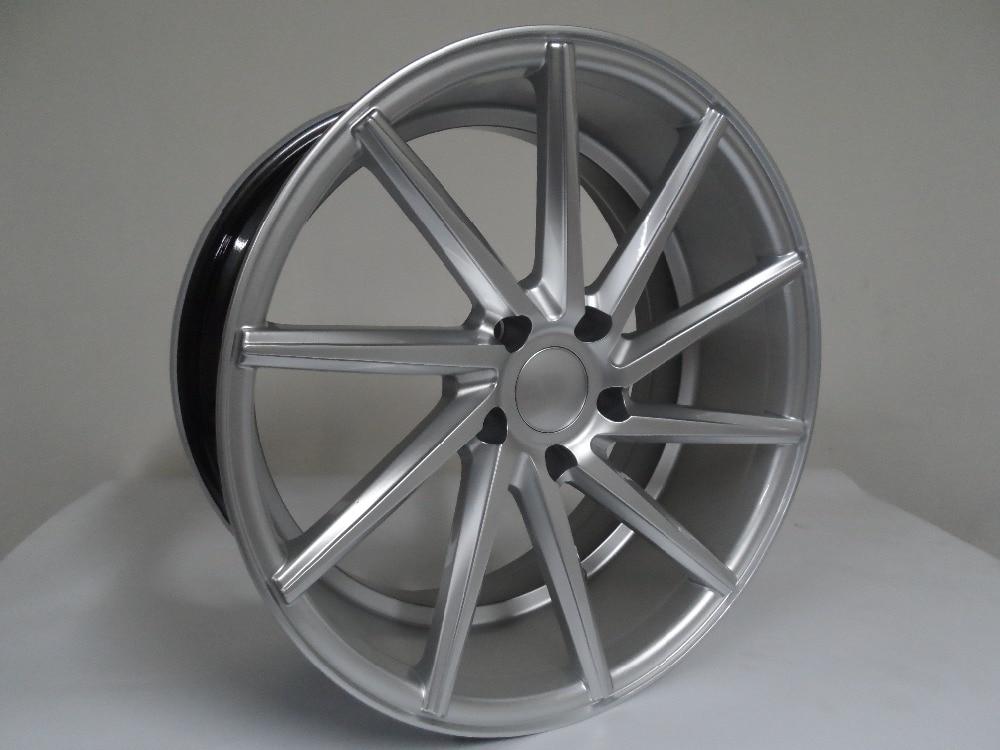 One Set 4pieces 19x9 5 5x120 IPW Alloy Wheel Rims W013