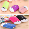 Mini portable hand held desk air conditioner humidification cooler cooling fan