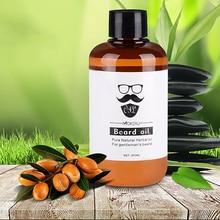 Mokeru 1pc 200ml Hair Loss Products Pure Beard Oil Natural Organic Beard Growth Oil for Beard Grooming