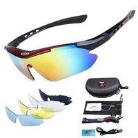 Polarized Cycling Glasses For Men Women Professional Riding MTB Sunglasses Mountain Road Oculos Sport Windproof Eyewear