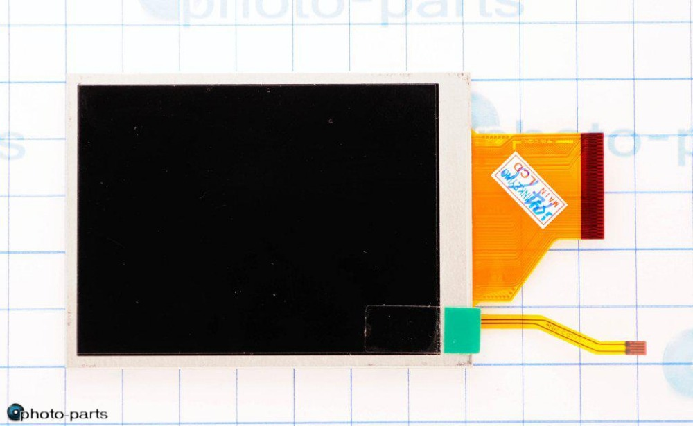 GENUINE NIKON L120 LCD WITH BACK LIGHT REPAIR PARTS