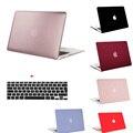 MOSISO Пластиковые Кристалл Матовый Трудный Случай Крышки для Macbook Air 13 11/Pro 13 12 15 Retina Laptop Sleeve Чехол для Apple Pro 13