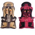 2016 New Child Car Seat 9-40kg,Toddler Car Seats Children Cartoon Pattern Adjustable Breathable Cotton Baby Car Seat