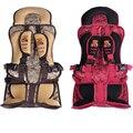 2016 Nova Criança Assento de Carro 9-40 kg, Assentos de Carro Da Criança Crianças Padrão Dos Desenhos Animados Ajustável Respirável de Algodão Do Bebê Assento de carro