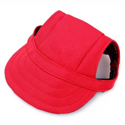 Pet Hat with Ear Holes Adjustable Baseball Cap for Large Medium Small Dogs Summer Dog Cap Sun Hat Outdoor Hiking Pet Products 8