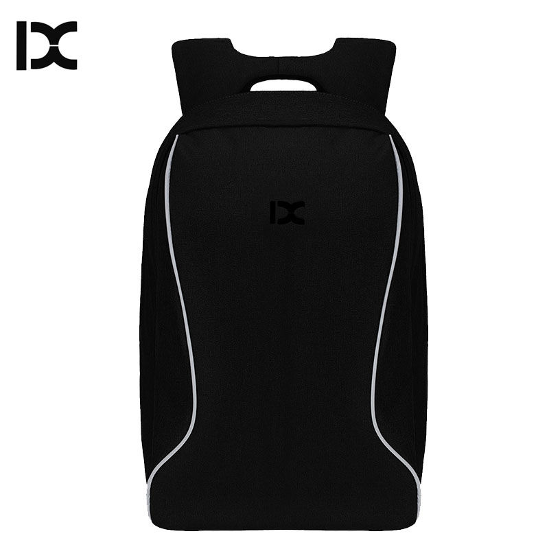 IX 15.6inch Laptop Backpack Anti Thieft School Bag Leisure Travel Backpacks Waterproof Rucksack Women Men Shoulder Bags XA259WA
