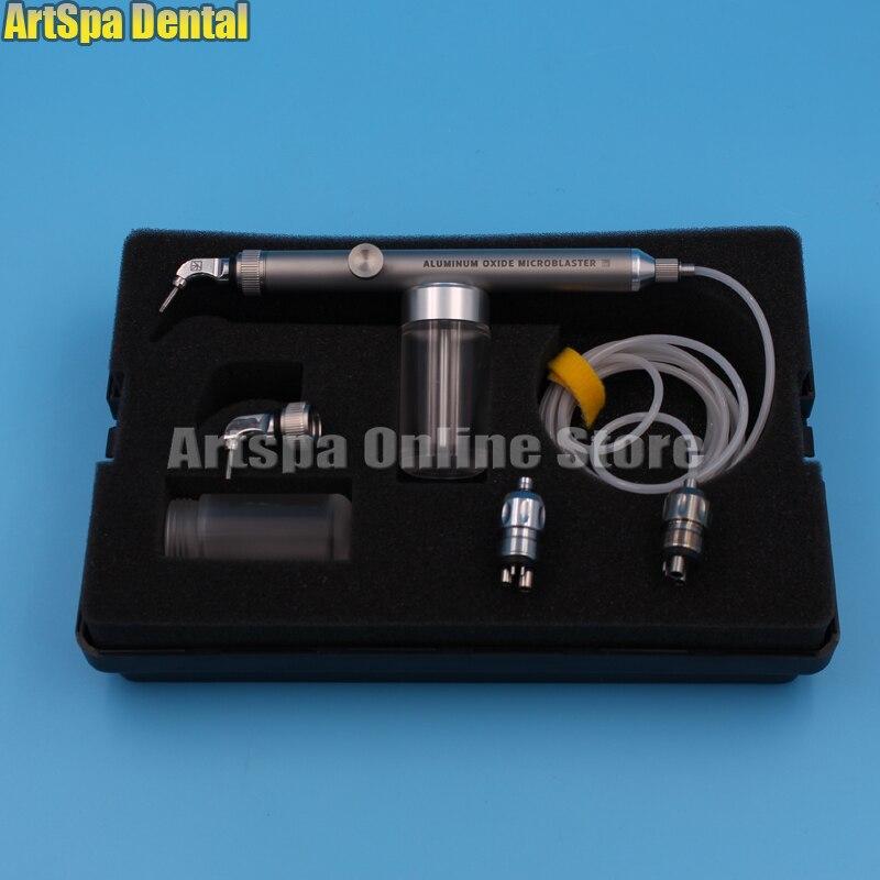 Ossido di Alluminio dentale Micro blaster/Dentale Allumina Aria Lucidatore All'abrasione Microetcher Sabbiatura Sandblaster