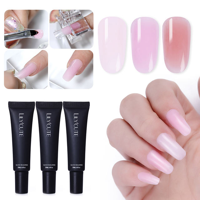 LILYCUTE 20ml Poly Extension Gel