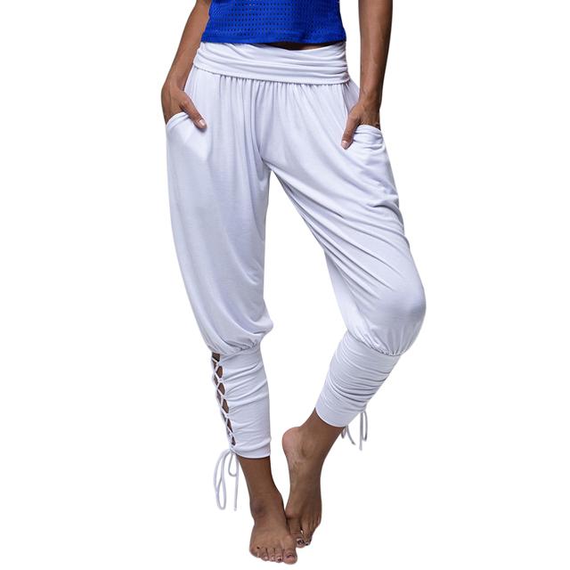 Baggy Aladdin Boho High Waist Trousers