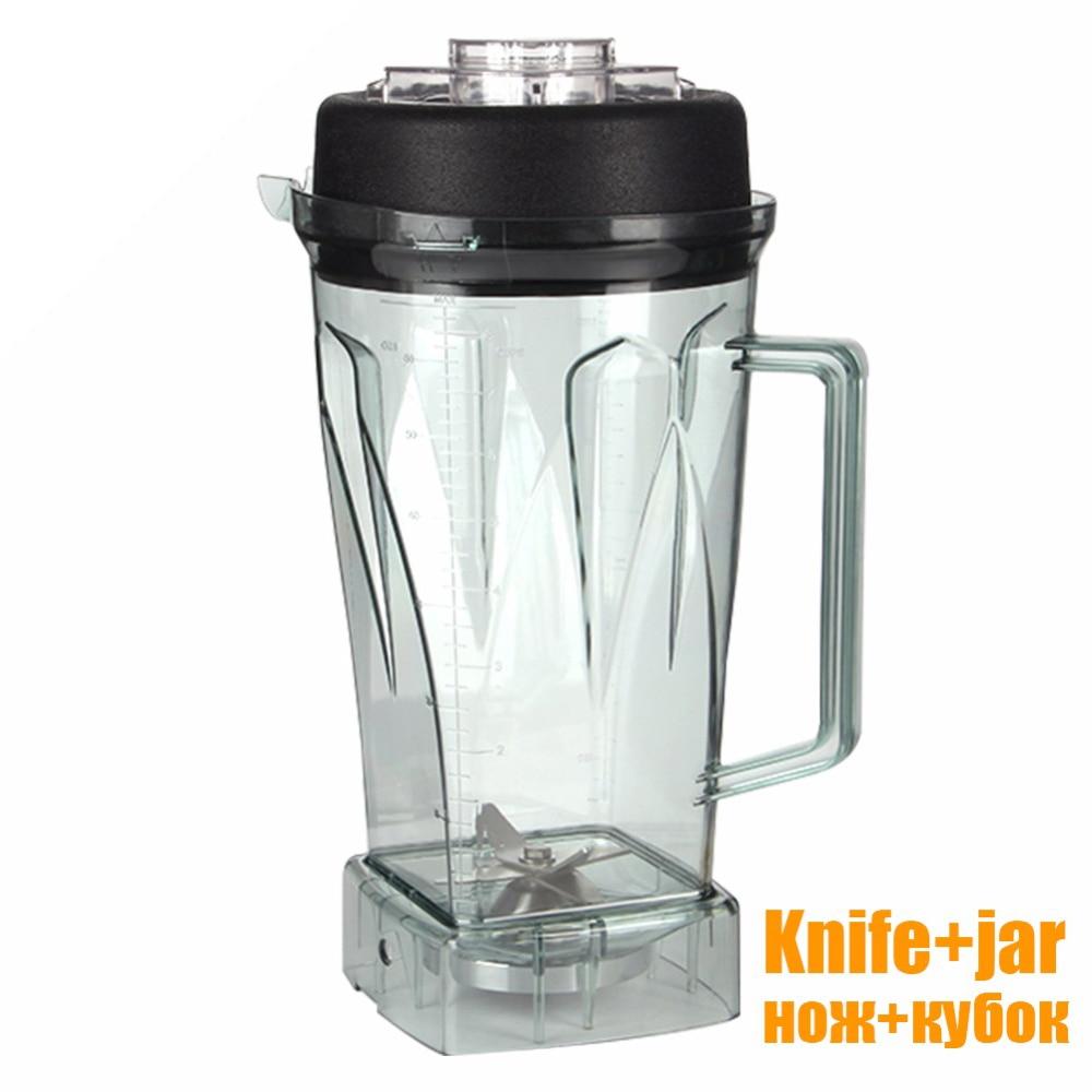 Alta qualidade jar blender 010 767 800 g5200 g20 lâmina jtc conjunto faca peças recipiente jar para espremedor liquidificador peças