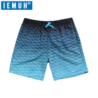 ONE SNOW New Summer Beach Men Swimming Shorts Running Jogger Sport Shorts Quick Dry Sea Surf