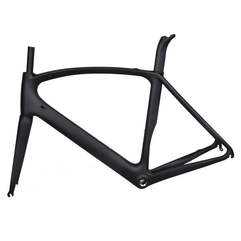 UD Matt Carbon Bike Frame 700C Road Racing Frameset BB30 BSA Bicycle ...