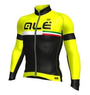 Prix pour 2016 Printemps et automne À manches Longues Maillots de Cyclisme Vtt Vélo Vêtements Vélo Vêtements 3 couleurs Vélo veste