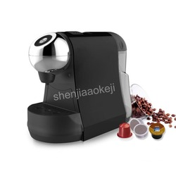 Commercial capsule coffee machine Fully automatic instant boiler Household Italian espresso machines 15-21Bar 110v/220v 1pc