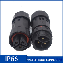 Assembled Waterproof Electrical Cable Connector Plug Socket 2 3 4 5 6 7 8 9 10 Pin IP68 M19 Connectors for Security Equipment стоимость