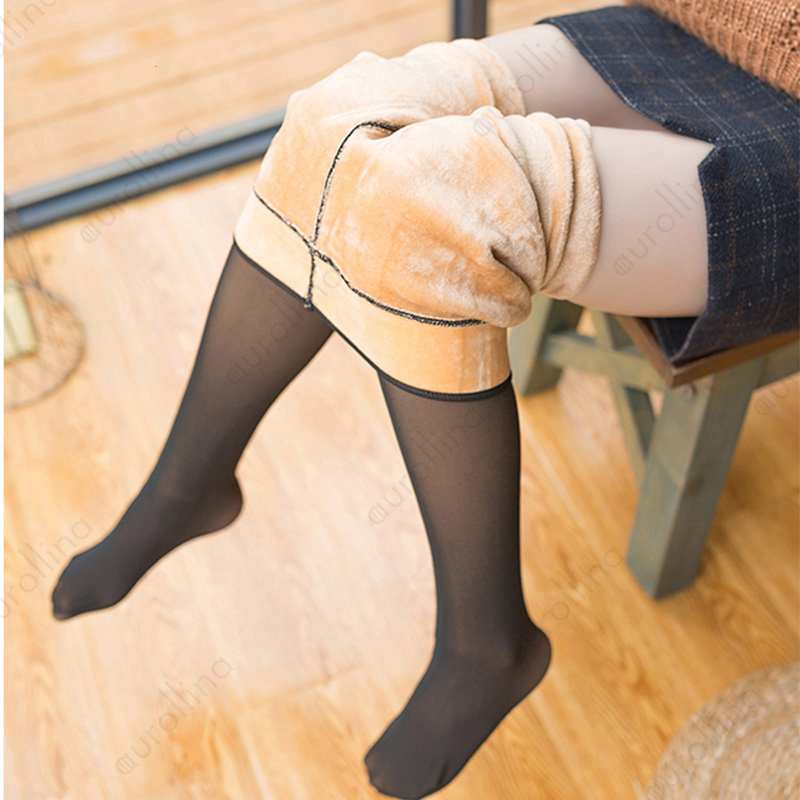 Woman Winter Thick Tights 1821 (2)