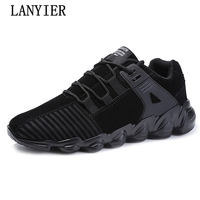 Casual Shoes For Men Autumn Summer Mesh Lovers Shoes Brand Fly Weave Light Breathable Fashion