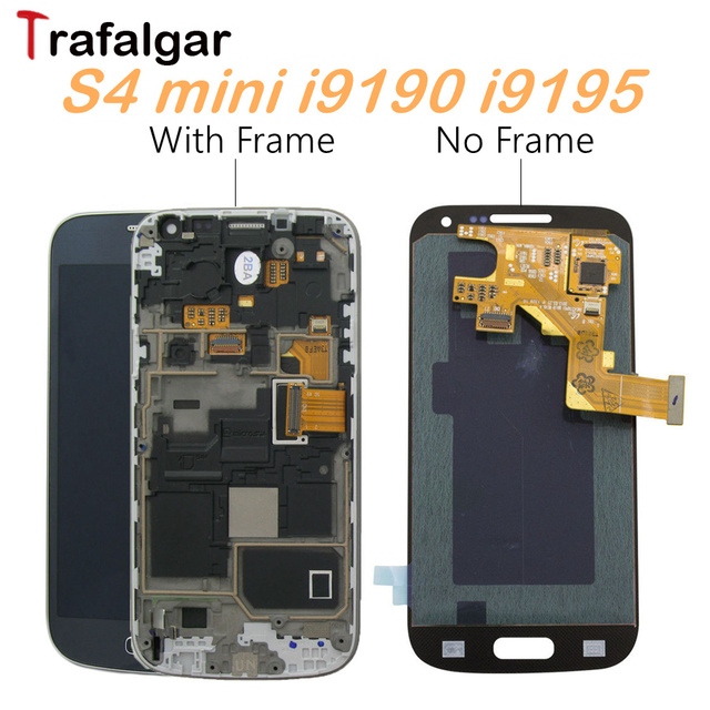 For Samsung Galaxy S4 mini i9190 LCD i9195 Display Touch Screen ...