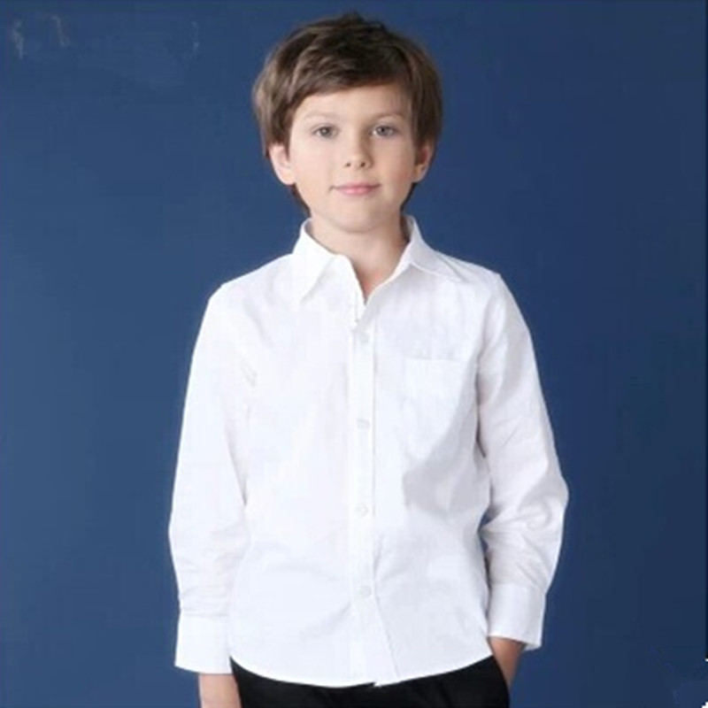 Buy new style boy shirt white baby boys Buy white dress shirt