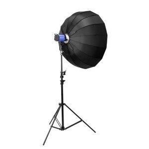 Image 2 - Selens 85センチメートル傘レーダーソフトボックススタジオライト写真撮影の光フラッシュ傘の写真撮影のアクセサリー