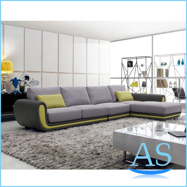 2015 Modern Corner Sofa Set Ikea Sofa Fabric Sofa Set Living Room Sofa Set  5812