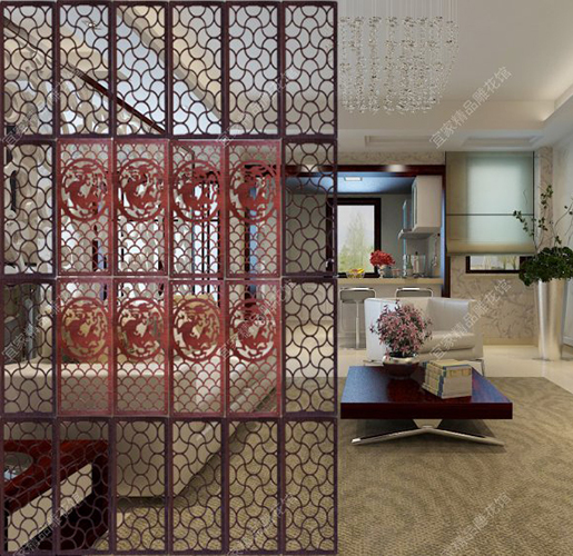 Incroyable Fiber Carved Solid Wood Hanging Screen Bedroom Wall Post Entry Living Room  Home Decoration Size 39