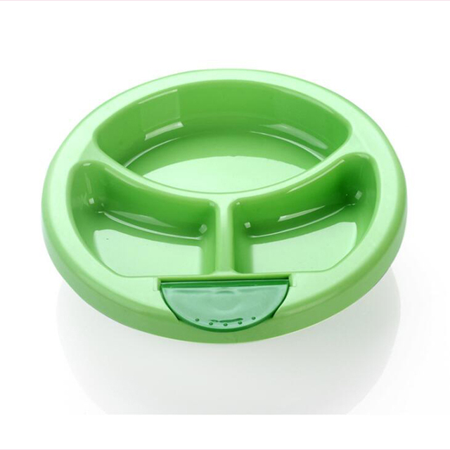 keep warming baby plate injection hot water insulation cup food dishes dinnerware bowl baby feeding