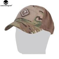 Emersongear التكتيكية قبعة البيسبول كاب الرياضة كاب الصيد الجيش العسكرية التكتيكية الادسنس التكتيكية كاب EM8727