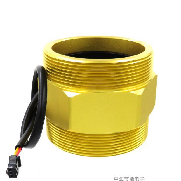 Acqua Misuratore di Flusso di Carburante Sensore Contatore turbina misuratore di portata piscina galleggiante interruttore DN80 G3 30-500L/minAcqua Misuratore di Flusso di Carburante Sensore Contatore turbina misuratore di portata piscina galleggiante interruttore DN80 G3 30-500L/min