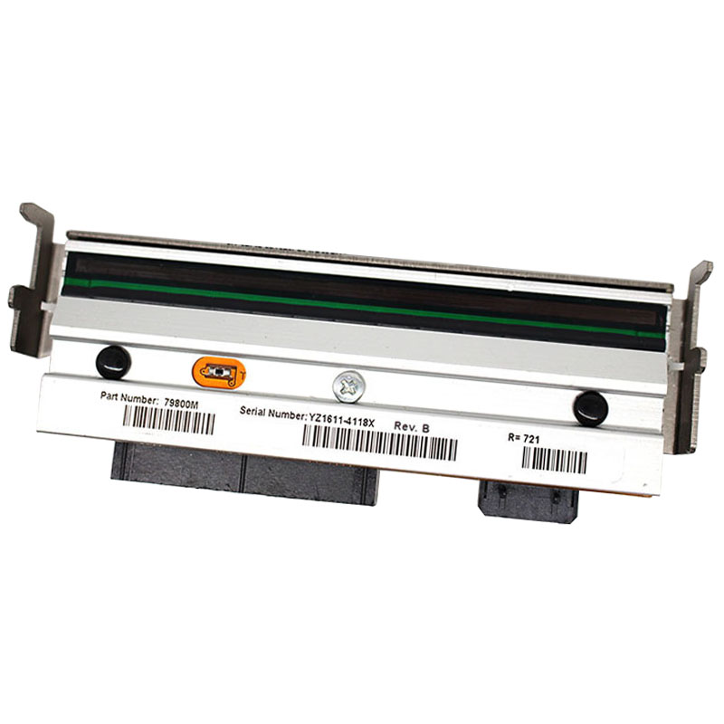 Новая печатающая головка для zebra ZM400 200 точек/дюйм печатающая головка PN 79800 M совместимая гарантия 3 месяца, 7 дней нет причин менять или возвра...