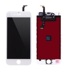 New LCD Display touch screen with digitizer assembly replacement parts for iphone 6 6plus free shipping